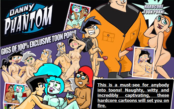 Danny Phantom Sex