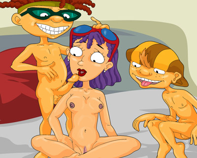 gay rocket power porn